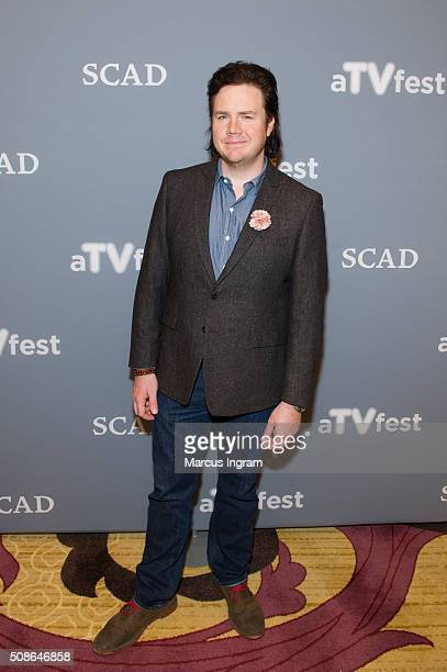 Actor Josh McDermitt attends 'The Walking Dead' event during SCAD aTVfest 2016 Day 2 at the Four Seasons Atlanta Hotel on February 5 2016 in Atlanta...