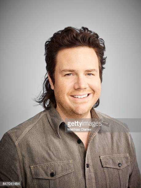 Actor Josh McDermitt from 'The Walking Dead' is photographed for Entertainment Weekly Magazine on July 23 2016 at Comic Con in the Hard Rock Hotel in...