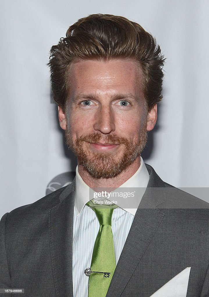 Actor <a gi-track='captionPersonalityLinkClicked' href=/galleries/search?phrase=Josh+Meyers+-+Actor&family=editorial&specificpeople=12906216 ng-click='$event.stopPropagation()'>Josh Meyers</a> attends the Communities In Schools 'School Life' Gala at a Private Residence on May 2, 2013 in Beverly Hills, California.