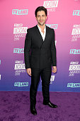 Actor Josh Peck attends 2016 TV Land Icon Awards at The Barker Hanger on April 10 2016 in Santa Monica California