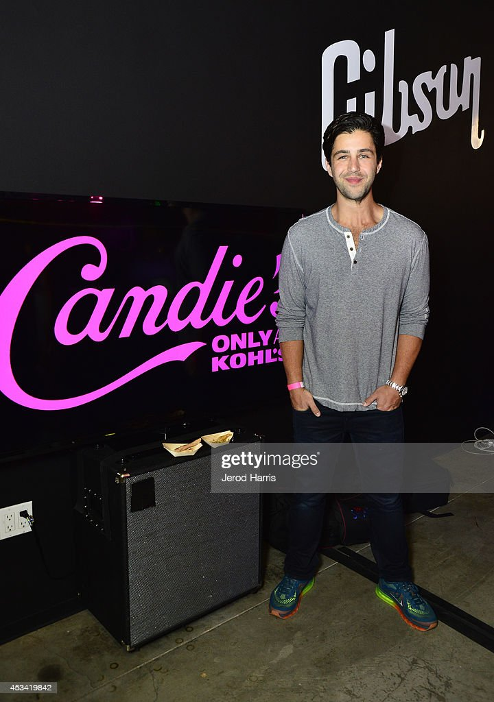 Actor <a gi-track='captionPersonalityLinkClicked' href=/galleries/search?phrase=Josh+Peck&family=editorial&specificpeople=210522 ng-click='$event.stopPropagation()'>Josh Peck</a> attends Candie's Presents The Official Pre-Party For Teen Choice 2014, A DigiTour Production at The Gibson Showroom on August 9, 2014 in Los Angeles, California.