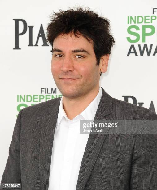Actor Josh Radnor attends the 2014 Film Independent Spirit Awards on March 1 2014 in Santa Monica California
