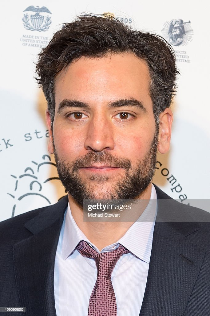 Actor Josh Radnor attends the 2014 New York Stage And Film Winter Gala at The Plaza Hotel on November 16, 2014 in New York City.
