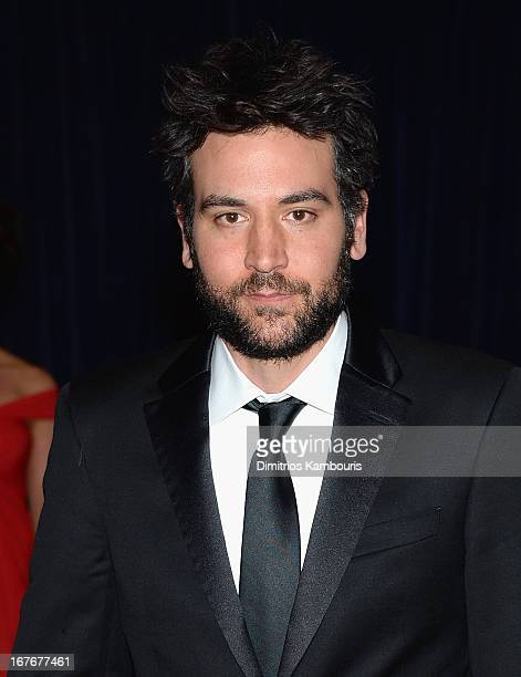 Actor Josh Radnor attends the White House Correspondents' Association Dinner at the Washington Hilton on April 27 2013 in Washington DC