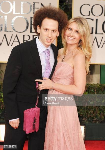 Actor Josh Sussman and guest...