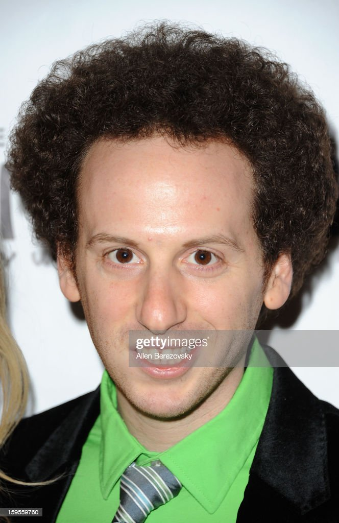 Actor <a gi-track='captionPersonalityLinkClicked' href=/galleries/search?phrase=Josh+Sussman&family=editorial&specificpeople=5756661 ng-click='$event.stopPropagation()'>Josh Sussman</a> arrives at the Los Angeles opening night performance of 'Peter Pan' at the Pantages Theatre on January 15, 2013 in Hollywood, California.