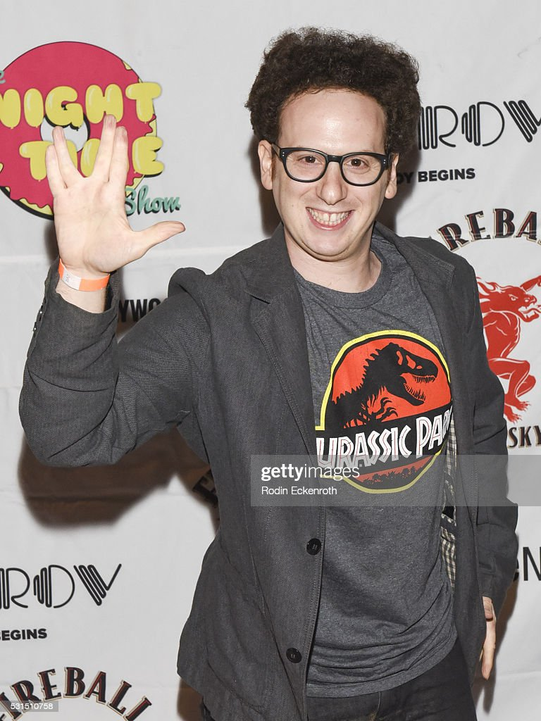 Actor Josh Sussman arrives at The Night Time Show With Stephen Kramer Glickman at The Improv on May 14 2016 in Hollywood California