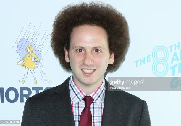 Actor Josh Sussman attends the 8th annual Thirst Gala at The Beverly Hilton Hotel on April 18 2017 in Beverly Hills California
