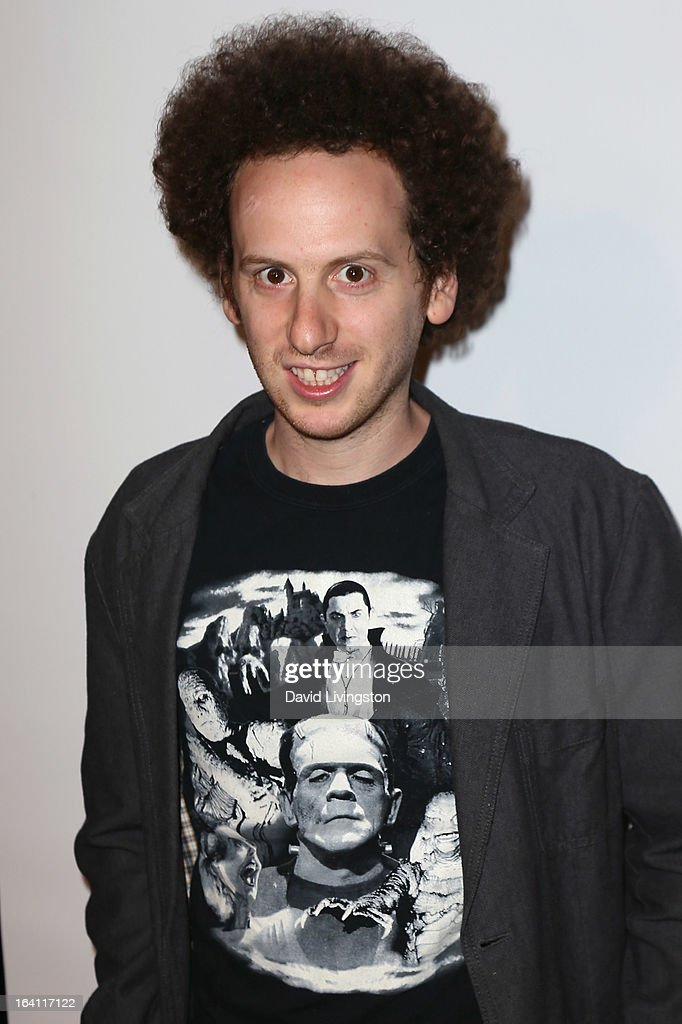 Actor Josh Sussman attends the premiere of 'A Resurrection' at ArcLight Sherman Oaks on March 19, 2013 in Sherman Oaks, California.