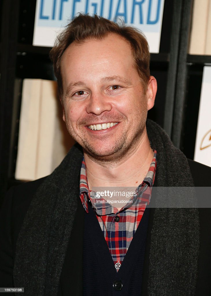 Actor Joshua Harto attends 'The Lifeguard' after party on January 19, 2013 in Park City, Utah.