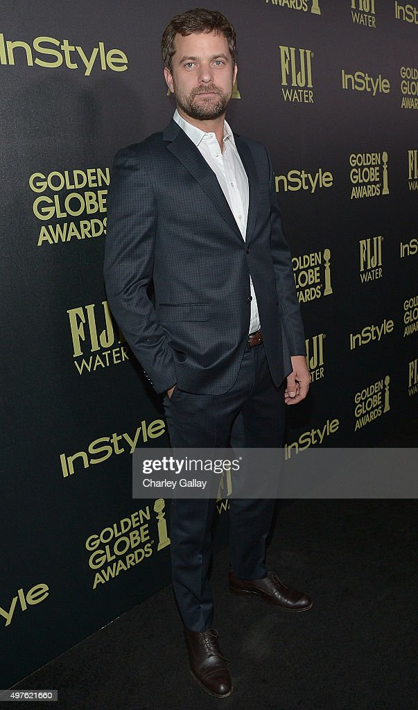 Actor Joshua Jackson attends Hollywood Foreign Press Association and InStyle celebrate the 2016 Golden Globes Awards season at Ysabel on November 17, 2015 in West Hollywood, California.