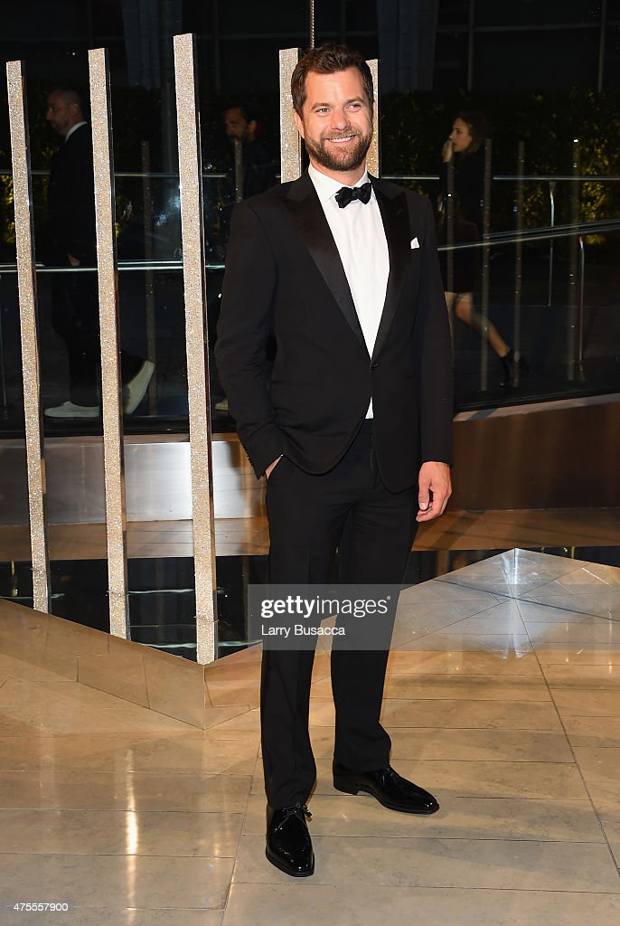 Actor Joshua Jackson attends the 2015 CFDA Fashion Awards at Alice Tully Hall at Lincoln Center on June 1, 2015 in New York City.