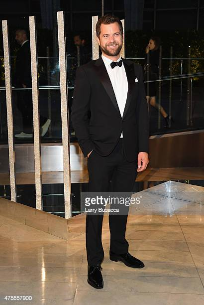 Actor Joshua Jackson attends the 2015 CFDA Fashion Awards at Alice Tully Hall at Lincoln Center on June 1 2015 in New York City