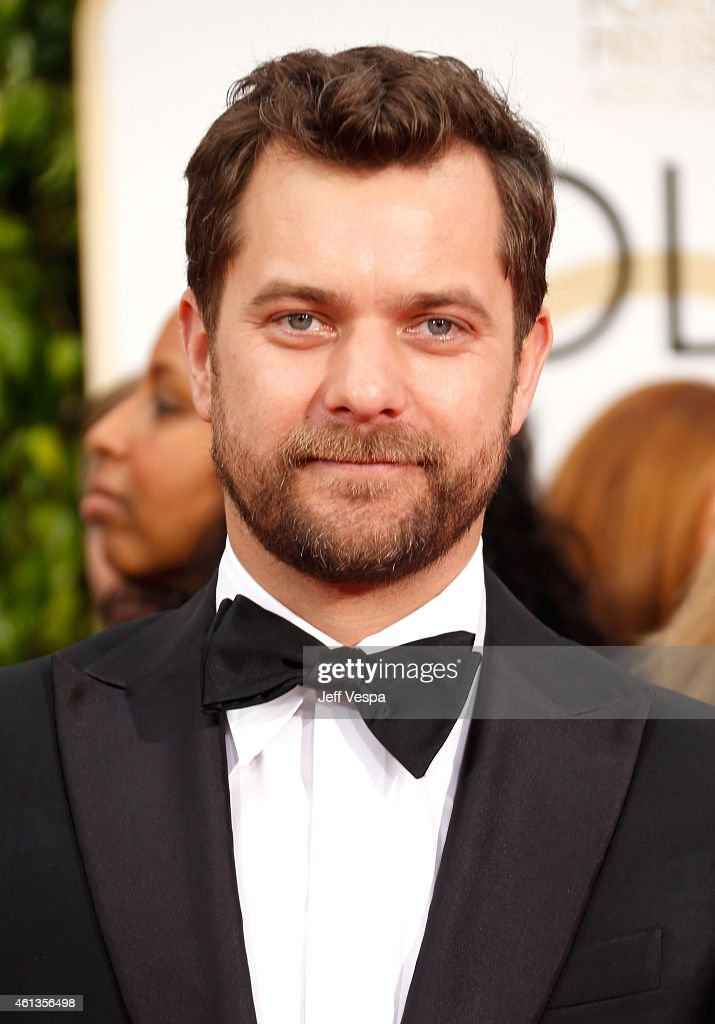 Actor Joshua Jackson attends the 72nd Annual Golden Globe Awards at The Beverly Hilton Hotel on January 11, 2015 in Beverly Hills, California.
