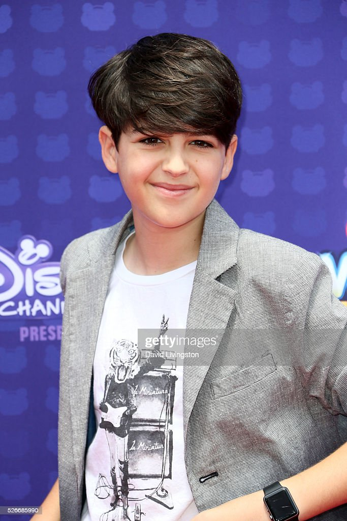 Actor Joshua Rush attends the 2016 Radio Disney Music Awards at Microsoft Theater on April 30, 2016 in Los Angeles, California.