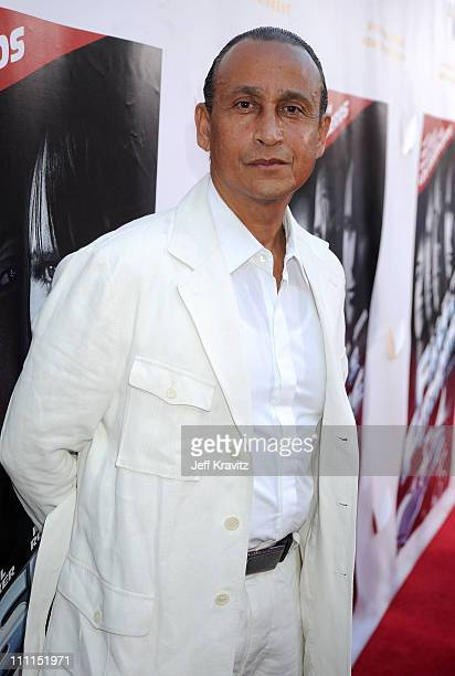 Actor Juan Fernandez attends Universal Studios Home Entertainment's DVD release of Fast Furious kick off with the US Premiere of Vin Diesel's...