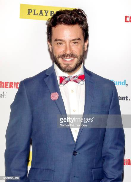 Actor Juan Pablo Espinosa attends Concert for America Stand Up Sing Out at Royce Hall on May 24 2017 in Los Angeles California