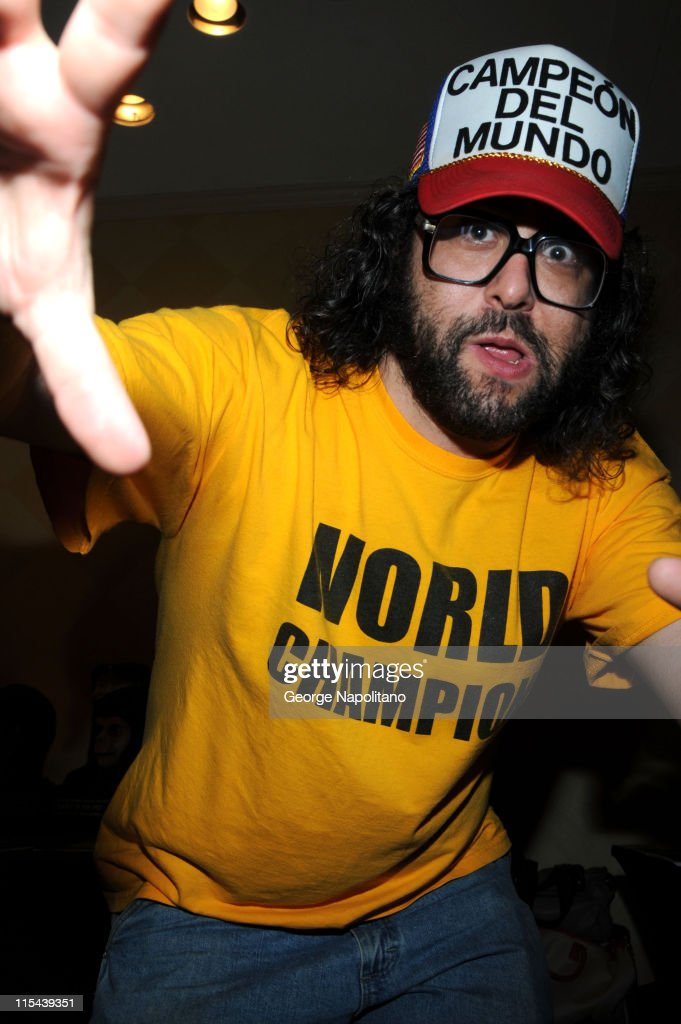 Actor Judah Friedlander attends day two of the 2008 Chiller Theatre Expo at the Hilton Hotel on May 3 2008 in Parsippany New Jersey