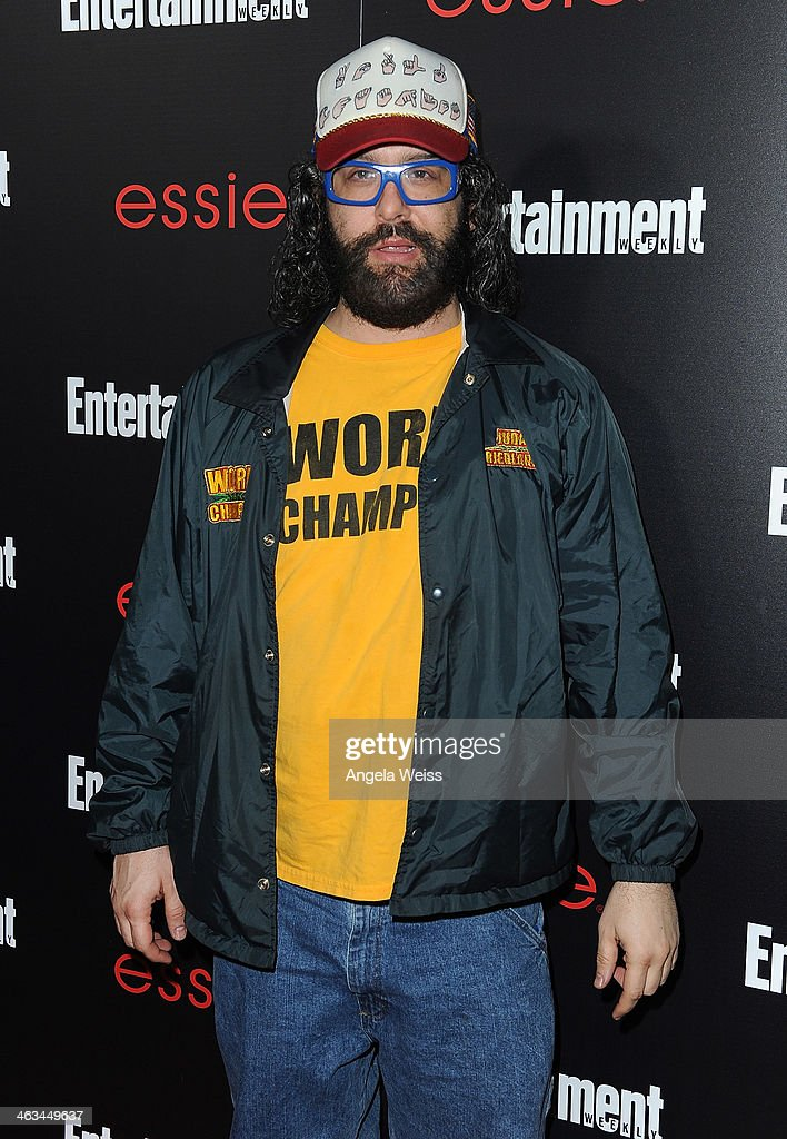 Actor <a gi-track='captionPersonalityLinkClicked' href=/galleries/search?phrase=Judah+Friedlander&family=editorial&specificpeople=666026 ng-click='$event.stopPropagation()'>Judah Friedlander</a> attends the Entertainment Weekly celebration honoring this year's SAG Awards nominees sponsored by TNT & TBS and essie at Chateau Marmont on January 17, 2014 in Los Angeles, California.