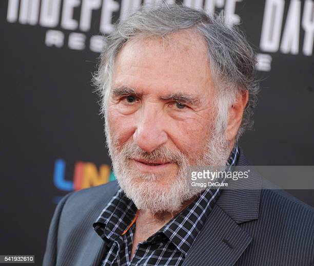Actor Judd Hirsch arrives at the premiere of 20th Century Fox's 'Independence Day Resurgence' at TCL Chinese Theatre on June 20 2016 in Hollywood...