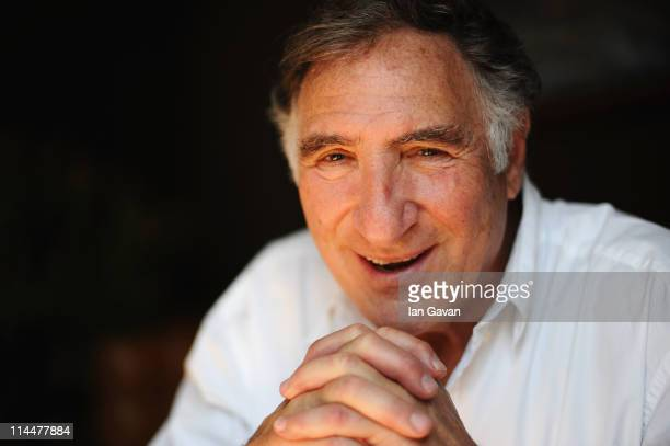 Actor Judd Hirsch from the film 'This Must Be The Place' poses for a portrait session at Plage Cherie Cheri during the 64th Annual Cannes Film...