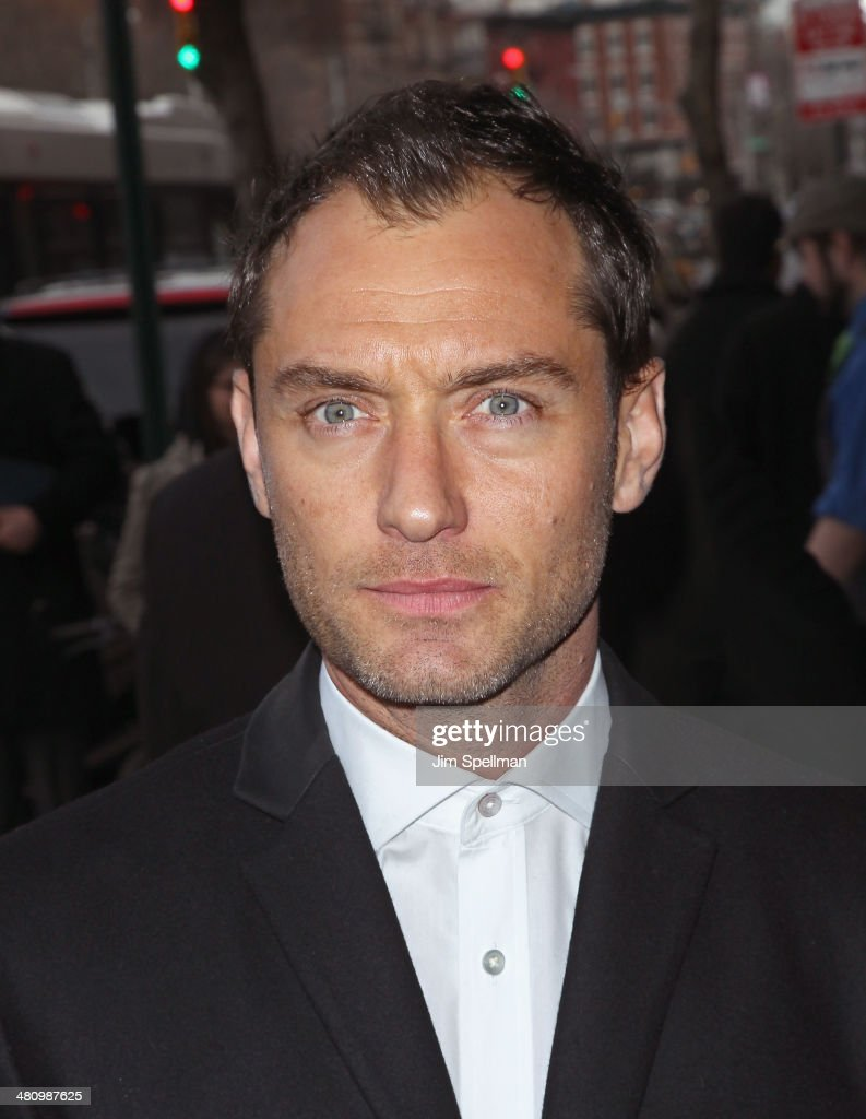 Jude Law | Getty Image... Jude Law 2015