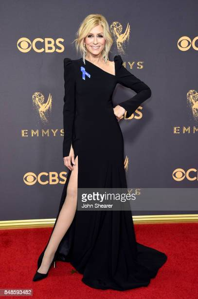 Actor Judith Light attends the 69th Annual Primetime Emmy Awards at Microsoft Theater on September 17 2017 in Los Angeles California