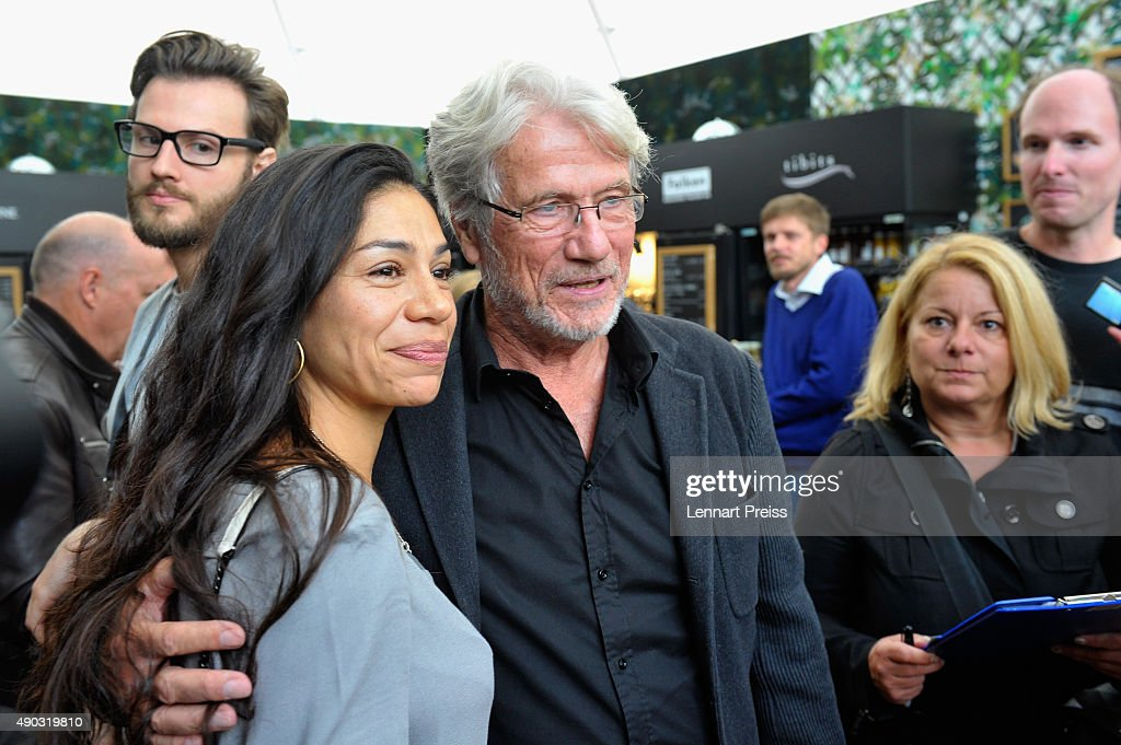 Actor Juergen Prochnow attends the 'Die Dunkle Seite Des Mondes' Press Conference during the Zurich Film Festival on September 27, 2015 in Zurich, Switzerland. The 11th Zurich Film Festival will take place from September 23 until October 4.