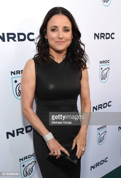 Actor Julia LouisDreyfus attends NRDC STAND UP for the planet 2017 on April 25 2017 in Beverly Hills California