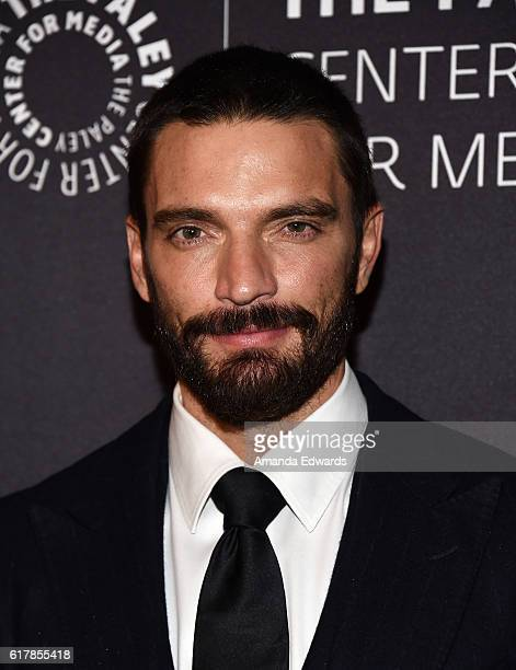 Actor Julian Gil arrives at The Paley Center for Media's Hollywood Tribute to Hispanic Achievements in Television event at the Beverly Wilshire Four...