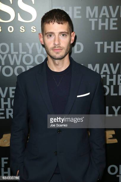 Actor Julian Morris attends Esquire's celebration of March cover star James Corden and the Mavericks of Hollywood presented by Hugo Boss at Sunset...