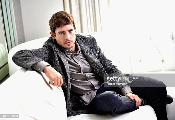 Actor Julian Morris attends Screen International LA Stars at the Viceroy Hotel on October 14 2014 in Santa Monica California