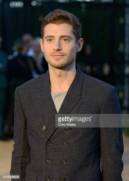 Actor Julian Morris attends the Burberry 'London in Los Angeles' event at Griffith Observatory on April 16 2015 in Los Angeles California