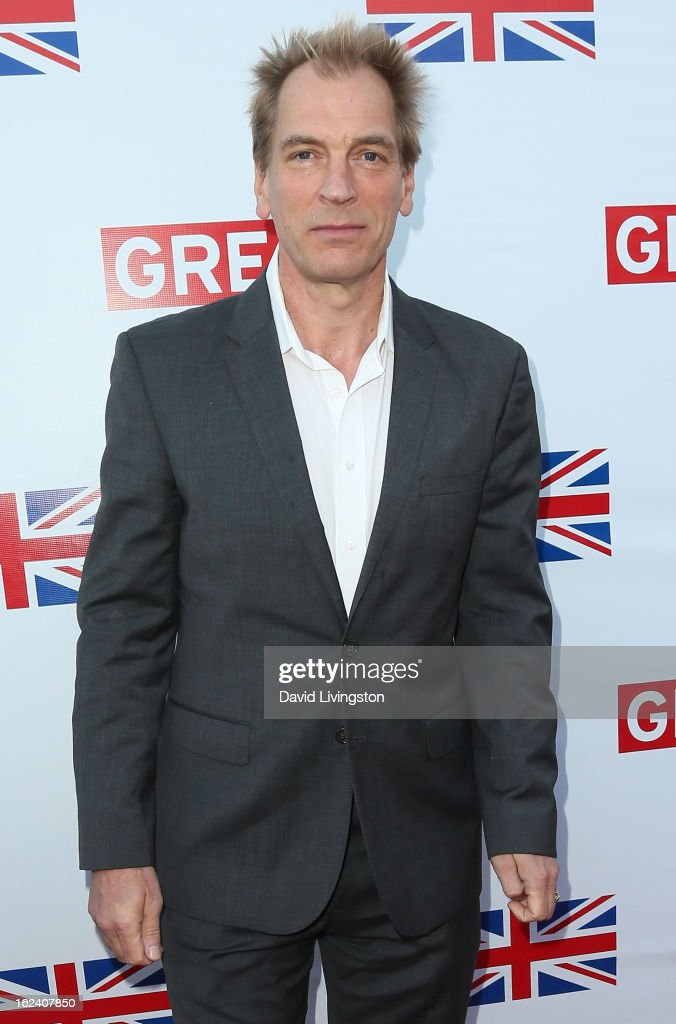 Actor <a gi-track='captionPersonalityLinkClicked' href=/galleries/search?phrase=Julian+Sands&family=editorial&specificpeople=642213 ng-click='$event.stopPropagation()'>Julian Sands</a> attends the GREAT British Film Reception at the British Consul General's Residence on February 22, 2013 in Los Angeles, California.