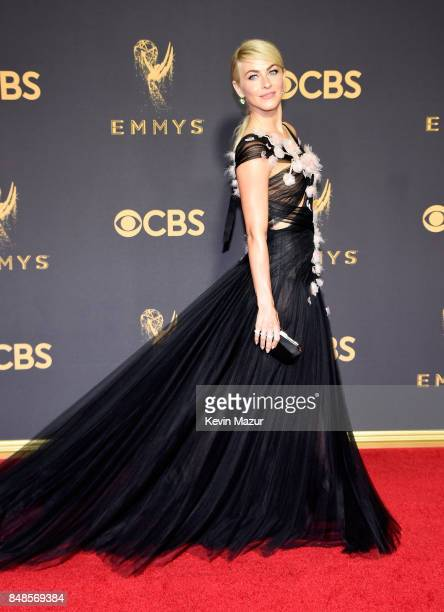 Actor Julianne Hough attends the 69th Annual Primetime Emmy Awards at Microsoft Theater on September 17 2017 in Los Angeles California