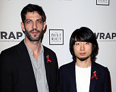 Actor Julien Feret and cinematographer Hu Wei attend TheWrap's 6th Annual preOscar event at the District Restaurant on February 2 2015 in Los Angeles...