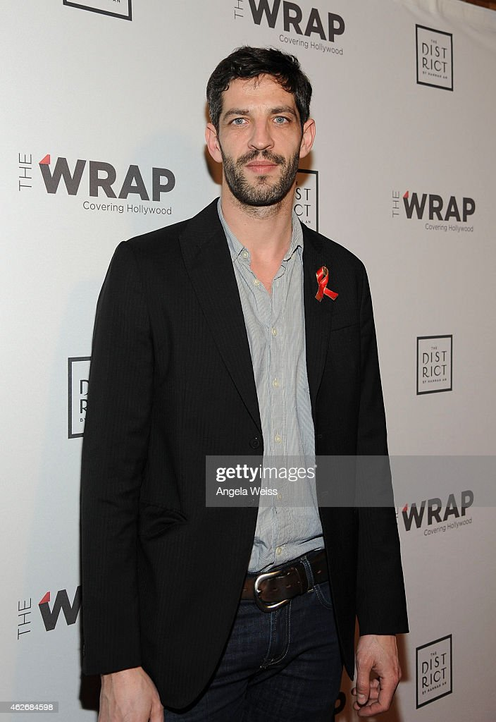 Actor <a gi-track='captionPersonalityLinkClicked' href=/galleries/search?phrase=Julien+Feret&family=editorial&specificpeople=4110266 ng-click='$event.stopPropagation()'>Julien Feret</a> attends TheWrap's 6th Annual Pre-Oscar Event - Red Carpet at The District Restaurant on February 2, 2015 in Los Angeles, California.