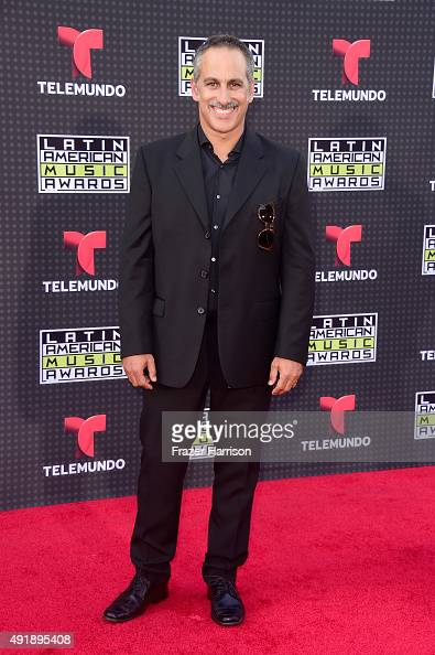Actor Julio Bracho attends Telemundo's Latin American Music Awards at the Dolby Theatre on October 8 2015 in Hollywood California