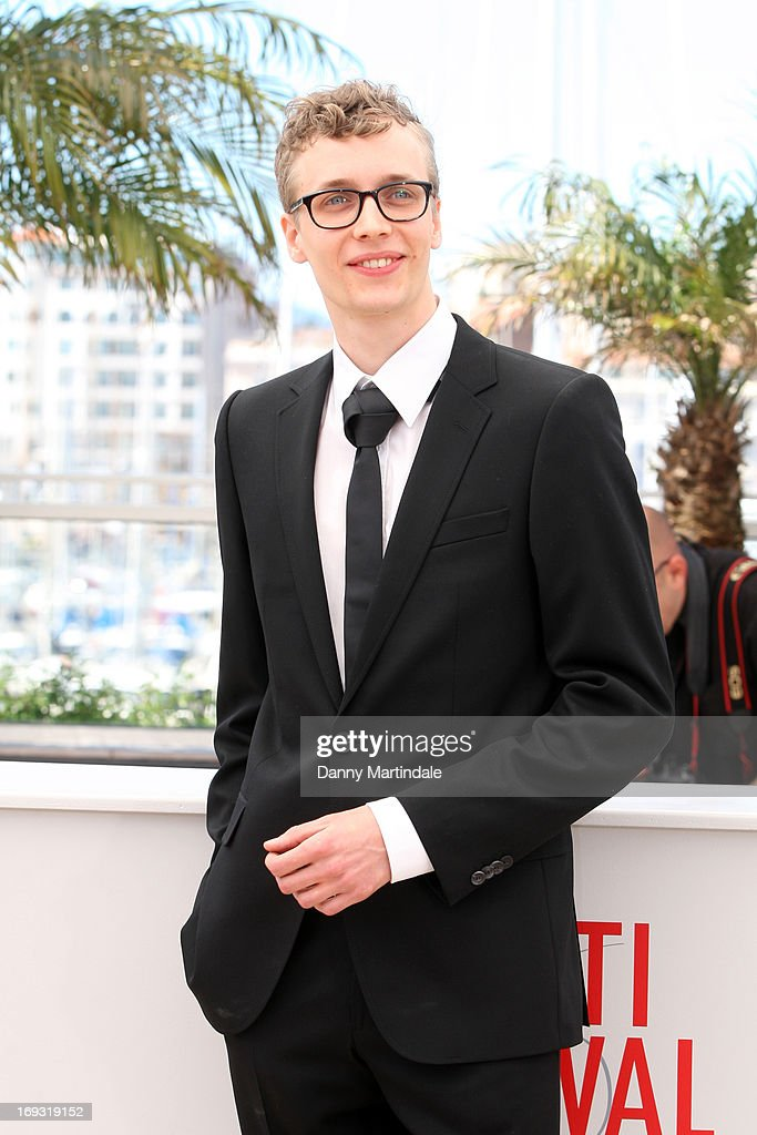 Actor Julius Feldmeier attends the photocall for 'Tore Tantz' at The 66th Annual Cannes Film Festival at Palais des Festival on May 23, 2013 in Cannes, France.