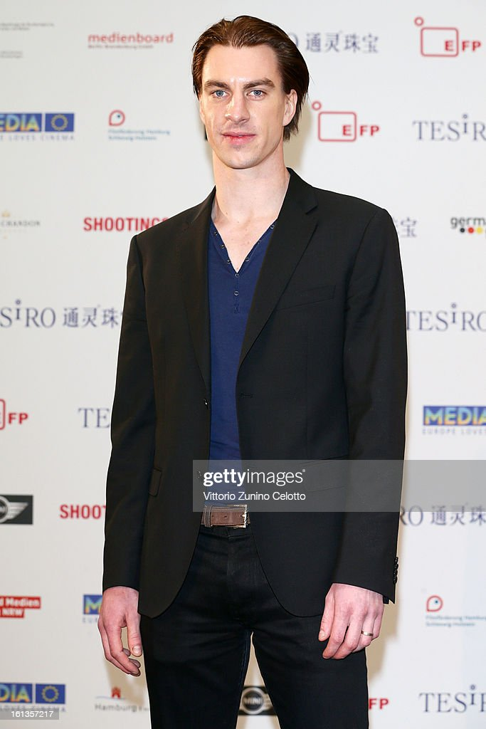 Actor Jure Henigman attends Shooting Stars 2013 during the 63rd International Berlinale Film Festival at Hotel de Rome on February 10, 2013 in Berlin, Germany.