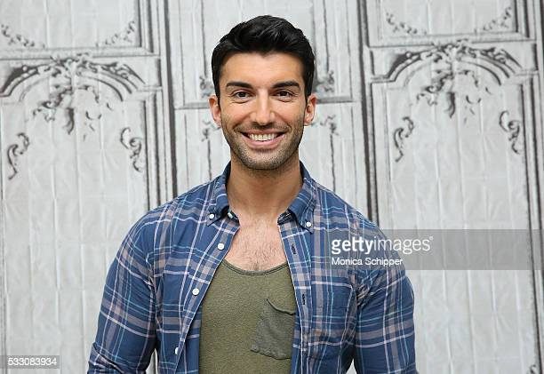 Actor Justin Baldoni attends AOL Build Presents 'Jane The Virgin' at AOL Studios In New York on May 20 2016 in New York City