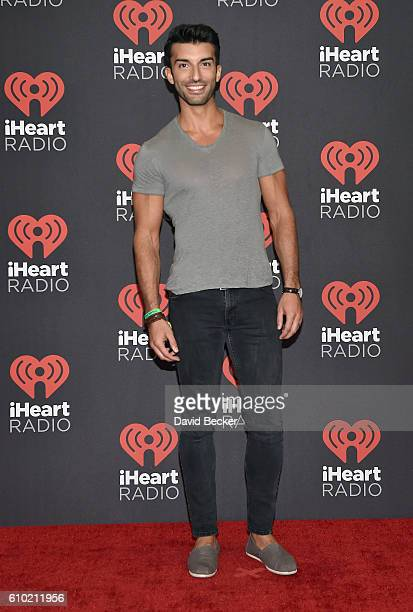 Actor Justin Baldoni attends the 2016 iHeartRadio Music Festival at TMobile Arena on September 24 2016 in Las Vegas Nevada