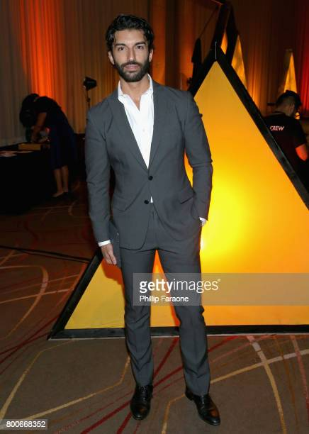 Actor Justin Baldoni attends the NALIP Latino Media Awards at The Ray Dolby Ballroom at Hollywood Highland Center on June 24 2017 in Hollywood...