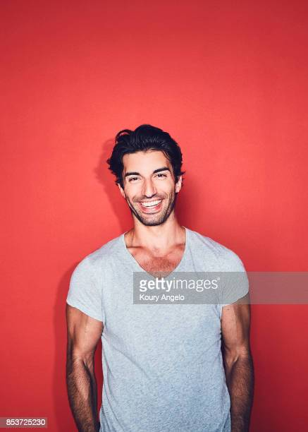 Actor Justin Baldoni from CW's 'Jane the Virgin' is photographed for CW on May 22 2017 in Los Angeles California