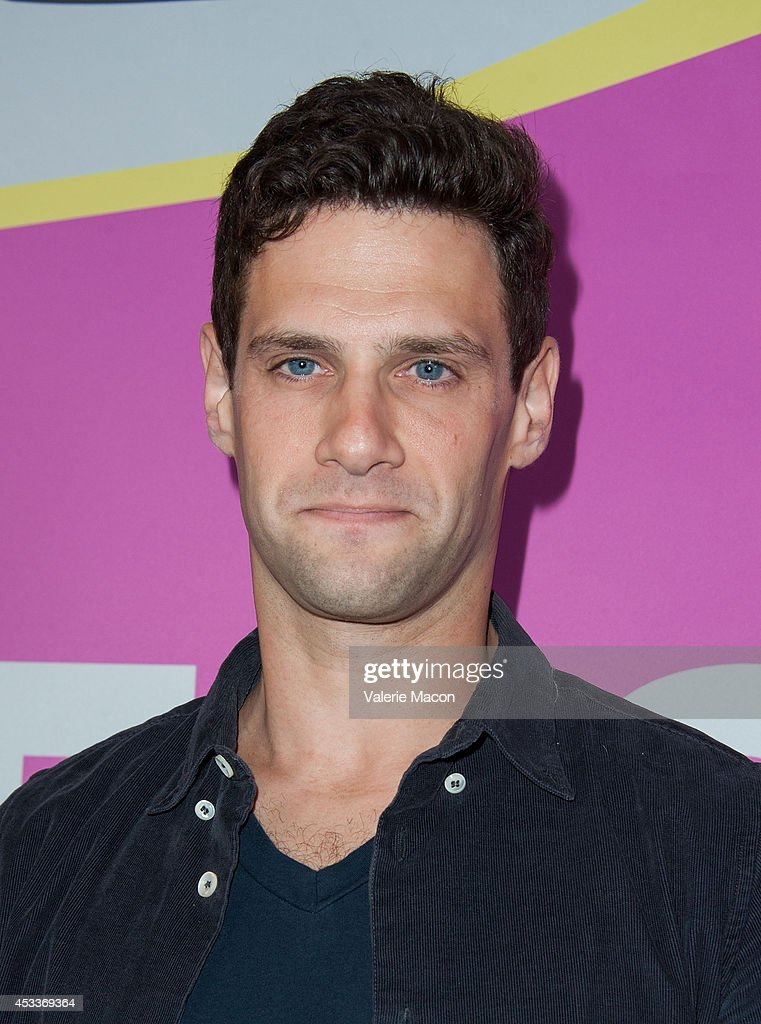 Actor <a gi-track='captionPersonalityLinkClicked' href=/galleries/search?phrase=Justin+Bartha&family=editorial&specificpeople=653334 ng-click='$event.stopPropagation()'>Justin Bartha</a> arrives at Sundance NextFest Film Festival Premiere Of 'Life After Beth' at The Theatre At The Ace Hotel on August 8, 2014 in Los Angeles, California.