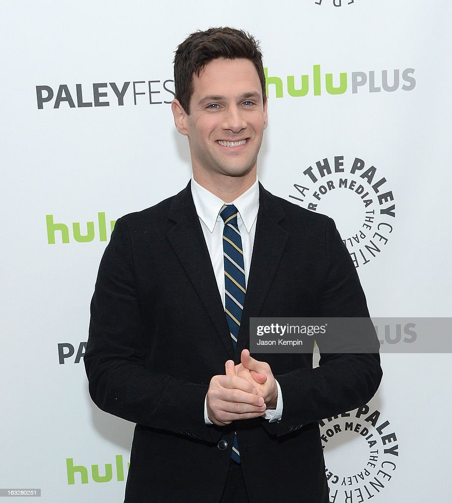 Actor Justin Bartha attends the Paley Center For Media's PaleyFest 2013 Honoring 'The New Normal' at Saban Theatre on March 6, 2013 in Beverly Hills, California.