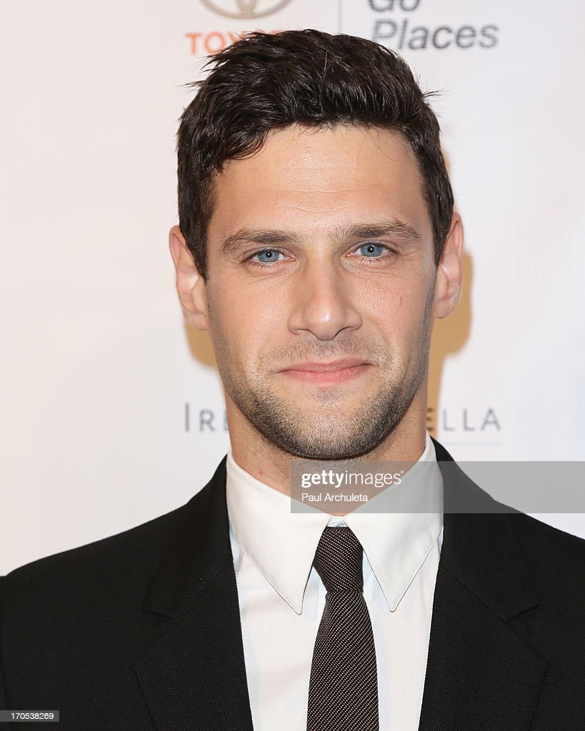 Actor <a gi-track='captionPersonalityLinkClicked' href=/galleries/search?phrase=Justin+Bartha&family=editorial&specificpeople=653334 ng-click='$event.stopPropagation()'>Justin Bartha</a> attends the West Coast Liberty Awards celebrating Lambda Legal's 40th anniversary at The London Hotel on June 13, 2013 in West Hollywood, California.
