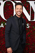 Actor Justin Guarini attends the 70th Annual Tony Awards at The Beacon Theatre on June 12 2016 in New York City