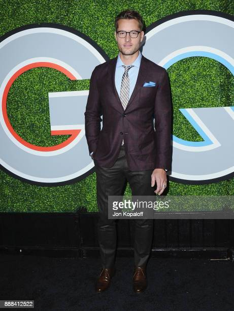 Actor Justin Hartley attends the 2017 GQ Men Of The Year Party at Chateau Marmont on December 7 2017 in Los Angeles California