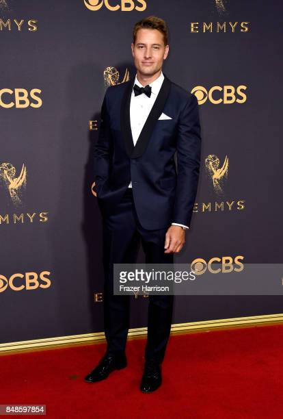 Actor Justin Hartley attends the 69th Annual Primetime Emmy Awards at Microsoft Theater on September 17 2017 in Los Angeles California